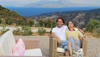 Die Gründer von Youbeee: Katrin Tschürtz und Sascha Hümbeli
