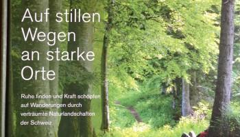 Buch von Heinz Staffelbach - Auf stillen Wegen an starke Orte