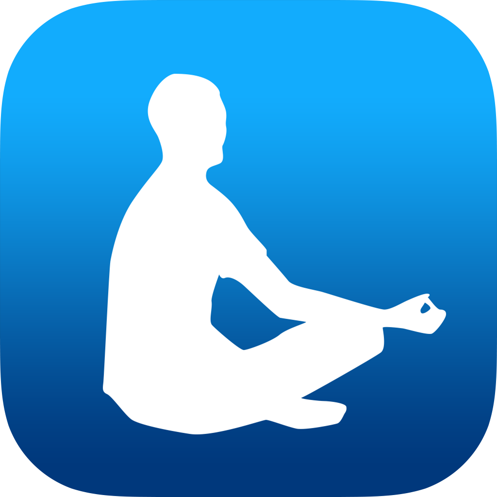 Die Achtsamkeit App-ICON