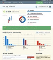 Digitaler Coach, App gegen digitale Flut