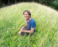 Peter Kahn Ederhof, Auszeit in der Almhütte