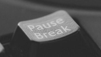 ICH-Ressource, Pause, Umdenken, Arbeitswelt, Stress, Burnout