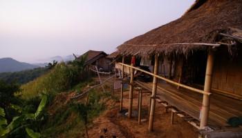 asienreise, thailand, mein weg, bambusdorf, reise