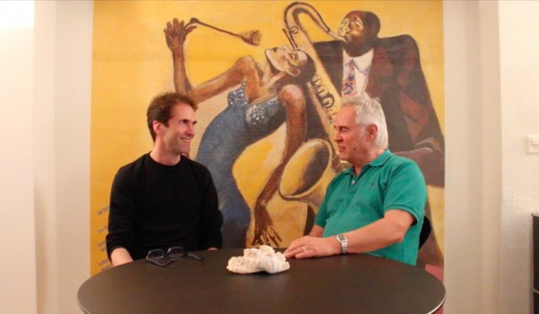 Gehirntraining Interview Marcel Liechti