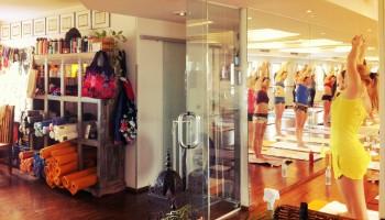 Bikram Yoga Raum - Yoga College Wien