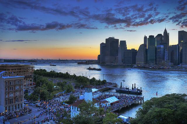 Sonnenuntergang-Diana Robinson-New York, USA-BB CY-ND