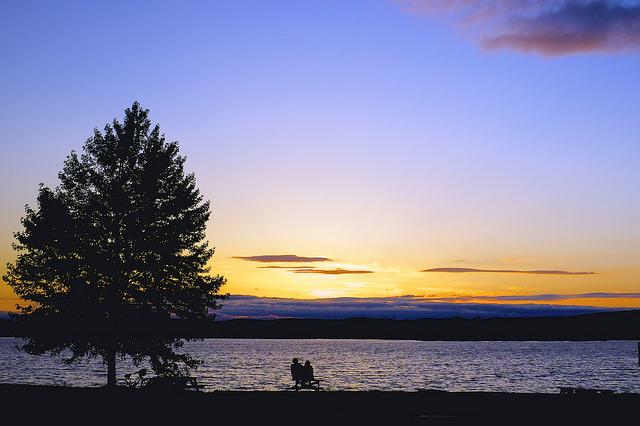 Sonnenuntergang-Jamie McCaffrey-Quebec, Kanada-CC BY