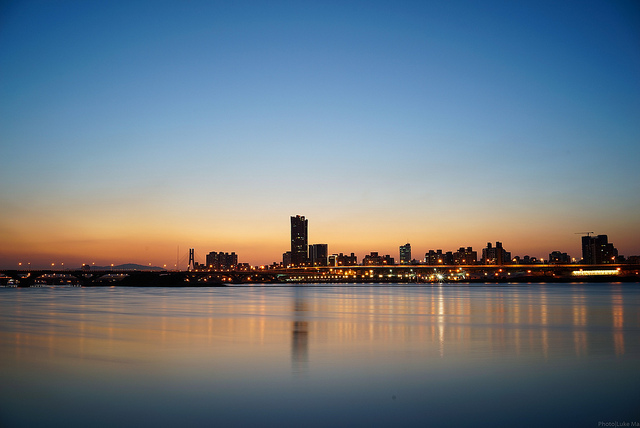 Sonnenuntergang-Luke Ma-Taipei-Taiwan-CC BY