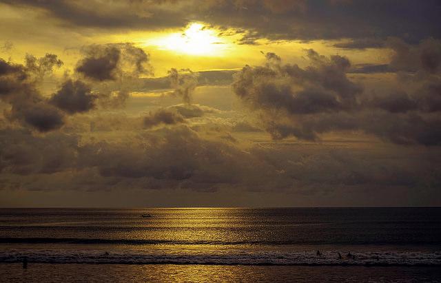 Sonnenuntergang-Luke Ma