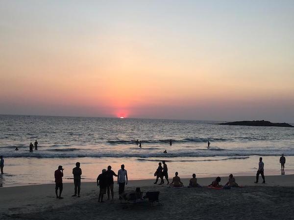 Sonnenuntergang-Rahil Khan
