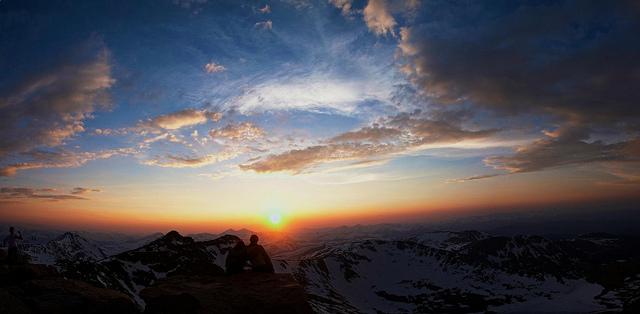 Sonnenuntergang-Zach Dischner