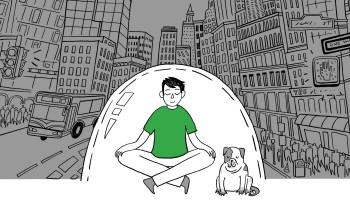 Stop, Breathe & Think, Meditations-App