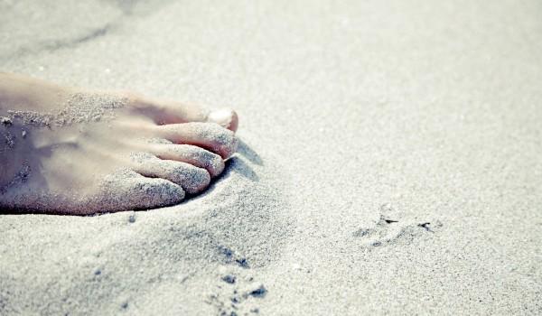 Was das Reisen für mich bedeutet, Barfuss am Strand, Nicole Stadler, Youbeee Magazin