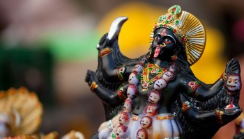 Göttin Kali, Schattenarbeit, Maske
