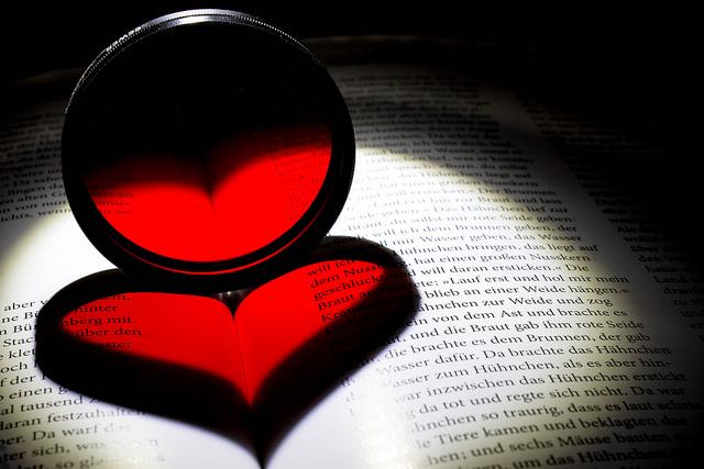 Herzschatten, Schattenarbeit, authentisch sein