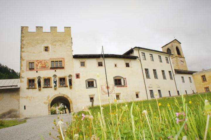 Auszeit im Kloster Müstair
