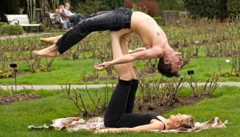 Balance, Frau, Mann, Feminin, Yin Yang