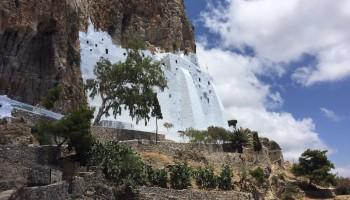 Kloster, Retreat, Aufenthalt, Rückzug, Griechenland Amorgos, Cyclades
